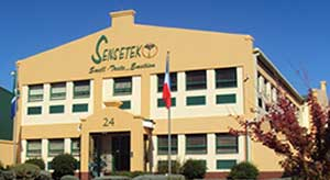 Sensetek office front
